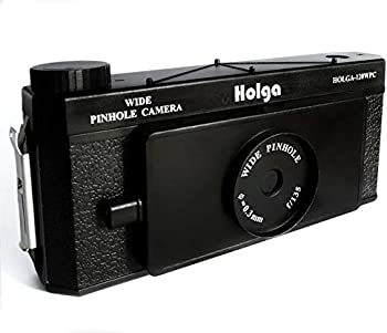 Holga 120 WPC Panoramic Pin Hole Wide Format Film Lomo Camera