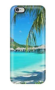 3501285K35257151 Shock-dirt Proof Bora Bora Case Cover For Iphone 6 Plus