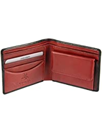 TR-30 Leather Classic Bifold Wallet made of Veg Tan Leather