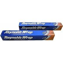 Reynolds Wrap Aluminum Foil (70-sq. ft. each)- 2-Pack (140 sq. ft. total)