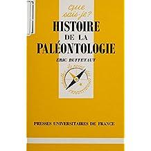 Histoire de la paléontologie (French Edition)