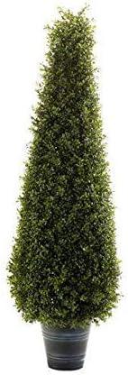 Deko Buchsbaum /Ø 30cm 100cm artplants.de Kunstbaum Buchsbaum Pyramide Tom im Topf