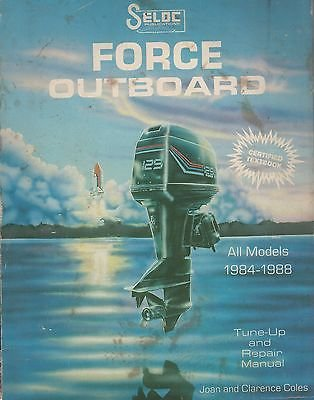 (1984-1988 SELOC FORCE OUTBOARD TUNE-UP & REPAIR SERVICE MANUAL (397))
