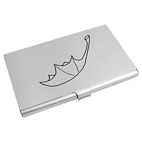 Wallet Leaf' Card Azeeda Business Holder Card CH00010345 Credit 'Falling Txqwvf