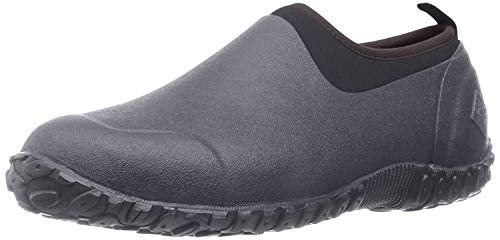 Muckster ll Men's Rubber Garden Shoes,black,11 US/11-11.5 M US (Best Rubber Shoes For Men)