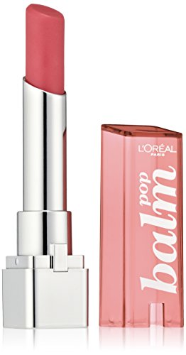 L'oreal Paris Colour Riche Balm Pop, 430 Fiery Red, 0.1 Ounce