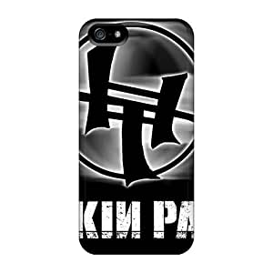 Iphone 5/5s RQf7298ymoC Unique Design HD Linkin Park Image Protector Cell-phone Hard Cover -ColtonMorrill