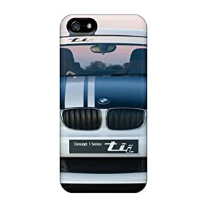 Iphone Cases - Tpu Cases Protective For Iphone 5/5s- Bmw Concept 1 Series Front