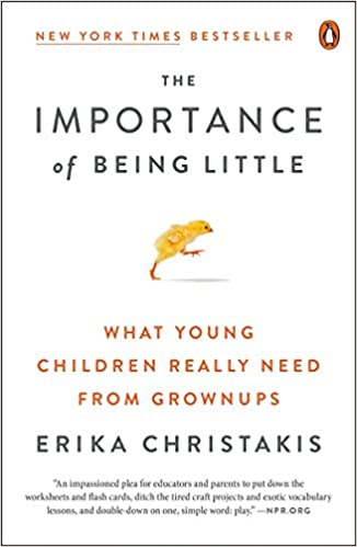 The Importance of Being Little: What Young Children Really Need from ...