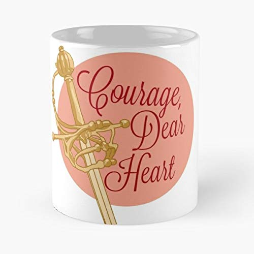 Narnia Aslan Lucy Courage - Best Gift Ceramic