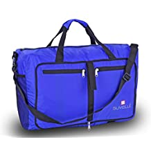 """Suvelle Travel Duffel Bag 21"""" Foldable Lightweight Duffle Bag For Luggage, Gym, Sports"""