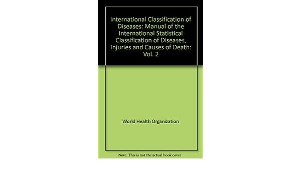 international manual of diseases