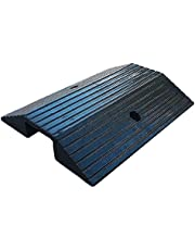 Kerb Ramps Portable Heavy Duty Curb Ramp, Rubber Threshold Door Step Ramp, Rise Doorway Mobility Entry for Wheelchair and Easy Kerb Ramp
