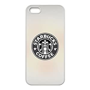 Starbucks design fashion cell phone case for iPhone 5S