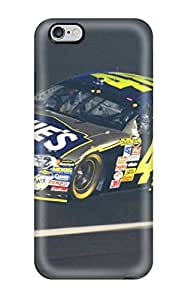 1964437K95518264 Tpu Shockproof/dirt-proof Jimmie Johnson Cover Case For Iphone(6 Plus)