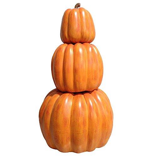 Stacked Pumpkins - 1