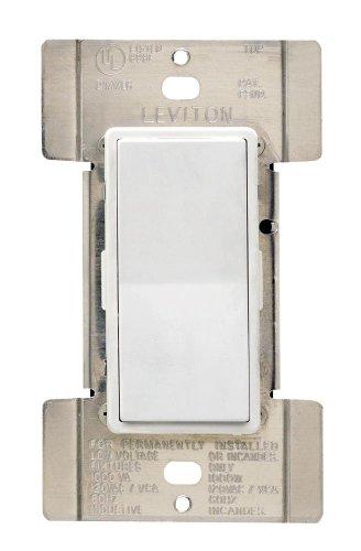 - Leviton MS00R-10W Touchpoint Multi Location Remote, White