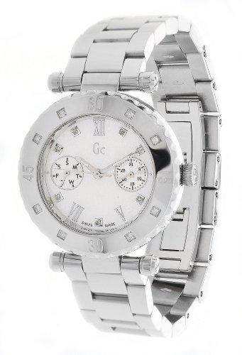 Guess Collection Women Watch Diver Chic Silver X42106L1S