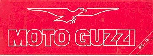 Motorcycle Sales Brochure (1985 ? Motoguzzi 850 T5 Motorcycle Sales Brochure)