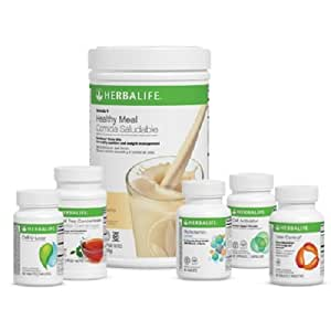 Amazon.com : Herbalife Advanced Weight Loss Program Dutch ...