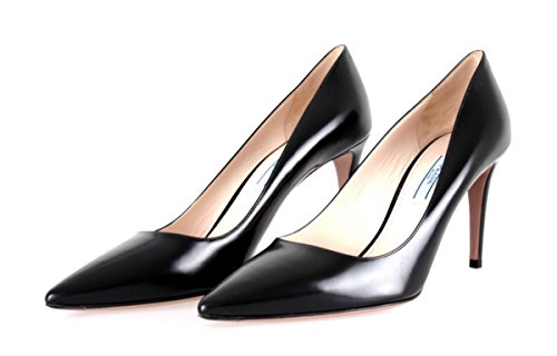 pompes Chaussures Prada nbsp;cuir 44b 1i615d Femme Cour F0002 nnwzqPO4
