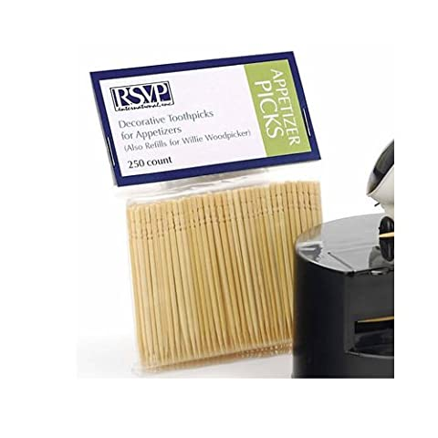 RSVP Decorative Appetizer Toothpicks - Decorative Toothpicks