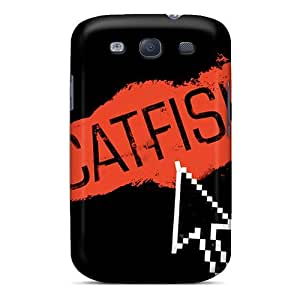 Shock-dirt Proof Catfish Case Cover For Galaxy S3