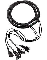 Egal Arabian Headwear Scarf Cord Black Wrap Turban ~Aqal Rope