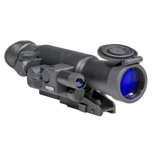 Firefield FF16001 NVRS 3x 42mm Gen 1 Night Vision Riflescope, Black (Certified Refurbished)