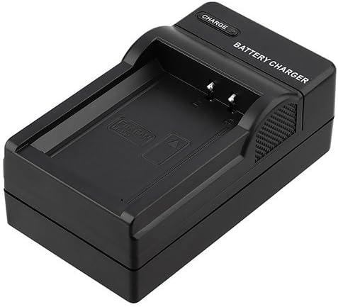 Canon Vixia HFM30 HFM31 HFM300 HFM40 HFM41 HFM400 Digital Camcorder BP-819 Battery and Wall Charger with Car Charger Adapter DavisMAX BP819 Battery Charger Bundle