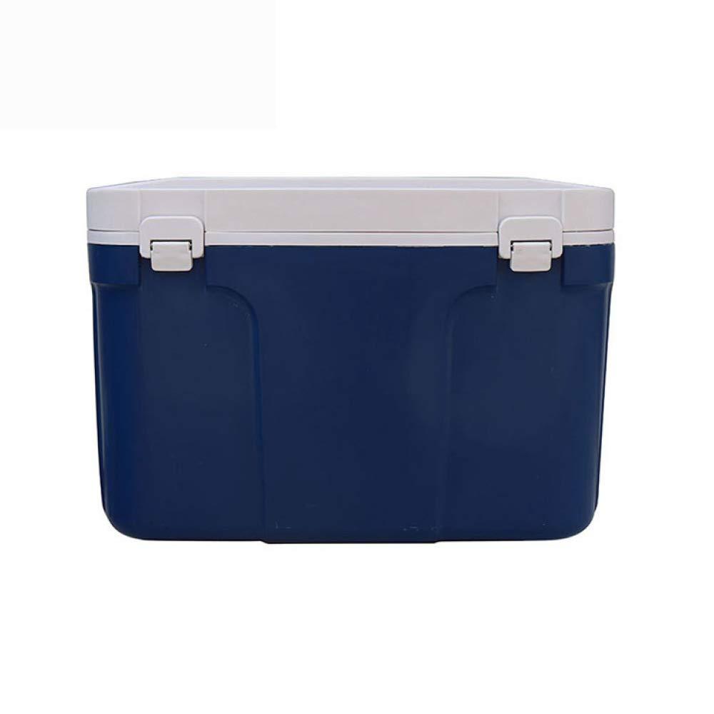 Ambiguity Kühlboxen,47L Isolierung Box Gefrierschrank Outdoor Portable Auto Kühlschrank