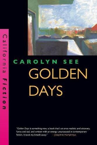 Golden Days (California Fiction)