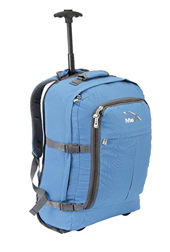 Cabin Max Lyon Flight Approved Bag Wheeled Hand Luggage
