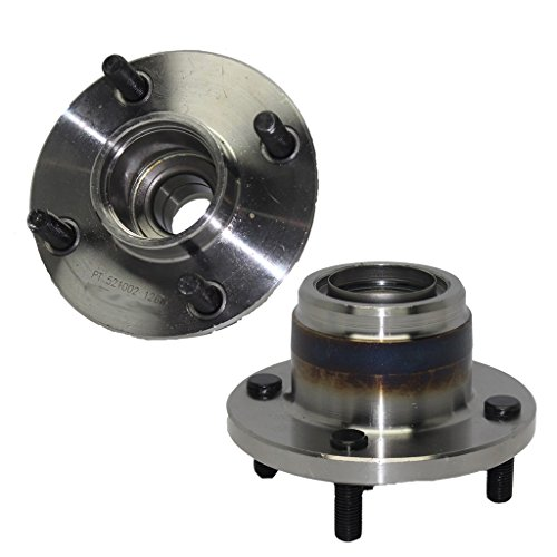 Detroit Axle- REAR DISC Wheel Hub Bearing Assemblies 2000-2009 Ford Focus Disc Brakes Only