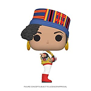 Funko Pop! Rocks: Salt-N-Pepa - Salt,Multicolor 4