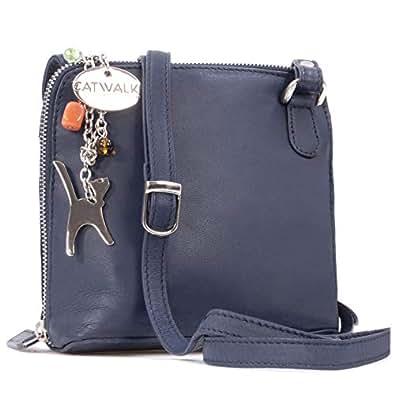 amazon prime precio bolsos de cuero catwalk