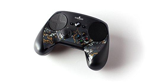 Steam Controller Skin – CSGO Grey Camo