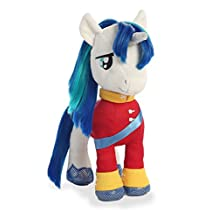 My Little Pony Shining Armor 10-Inch Plush, White/Blue/Red