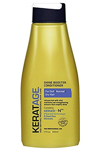 Keratage Shine Booster Conditioner 17 Oz by Keratage (Shine Booster)