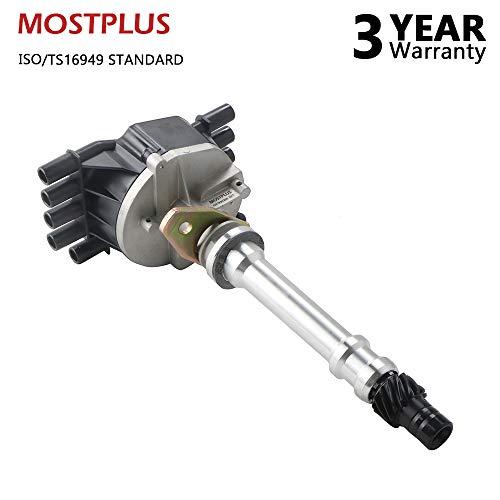 MOSTPLUS New Ignition Distributor for Chevrolet GMC Vortec V8 5.0L 5.7L 7.4L 93441558