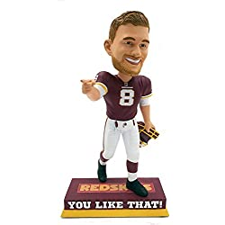 NFL Washington Redskins Kirk Cousins You Like That Limited-Edition Bobblehead Out of 180, 8""