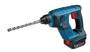 Bosch GBH 14,4 V-LI - Martillo rotatorio (Ión de litio, 14,4V, 27,8 cm, 20,2 cm, 1,8 kg, Negro, Azul, Rojo)