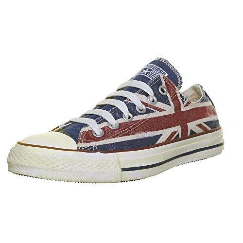 Union Converse All Trainers Jack 1 Chuck White Star Adult Unisex Taylor rzIYrq
