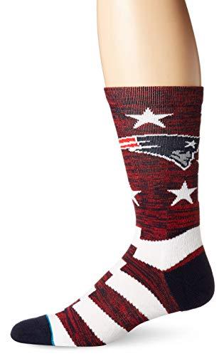 Stance Men's NFL Patriots Banner Blue ()