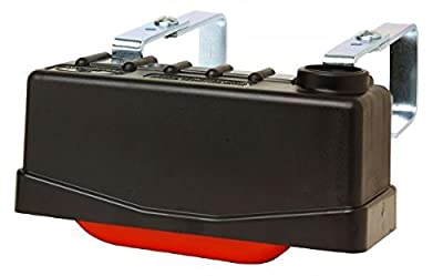 Little Giant Trough-O-Matic Stock Tank Float Valve with Plastic Housing and Expansion Brackets by Miller Manufacturing