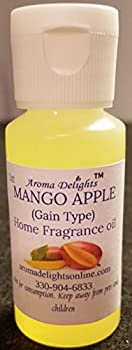 Mango Apple Scented Oil by Aroma Delights - 1 Ounce Bottle