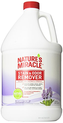 Natures Miracle Lavender 1 Gallon 308011