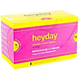 HEYDAY Maxi Fluff Xl 14 Pack Premium Biodegradable Sanitary Napkin