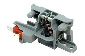 Genuine C00195887 - Sistema de bloqueo para lavavajillas