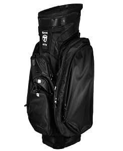 NEW TaylorMade Golf Catalina Custom Cart Bag 14-way Top Cooler Pocket Black 2013